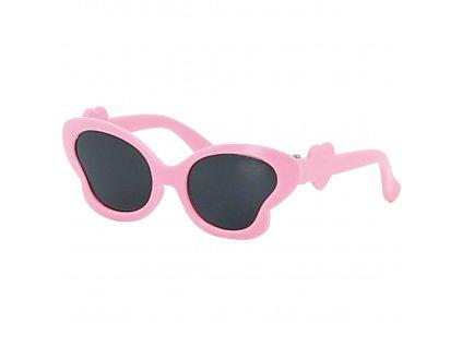 Petitcollin Brýle sluneční růžové (pro panenku 39 – 48 cm)
