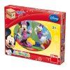 Dino Puzzle Kostky Mickeyho klubík