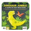 Petit Collage Karetní hra dinosauři