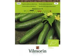 Vilmorin Okurka salátová skleníková ´Marketmore 76´ BIO
