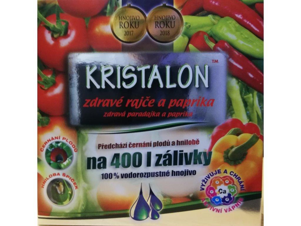 Kristalon zdravé rajiče a paprika