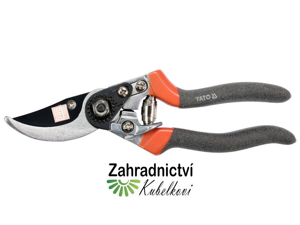 Nůžky zahradní 210 25mm