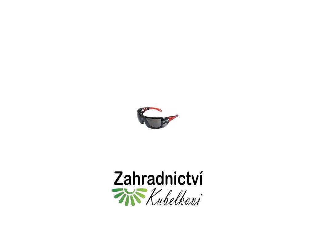 Brýle ochranné černé 92218SR
