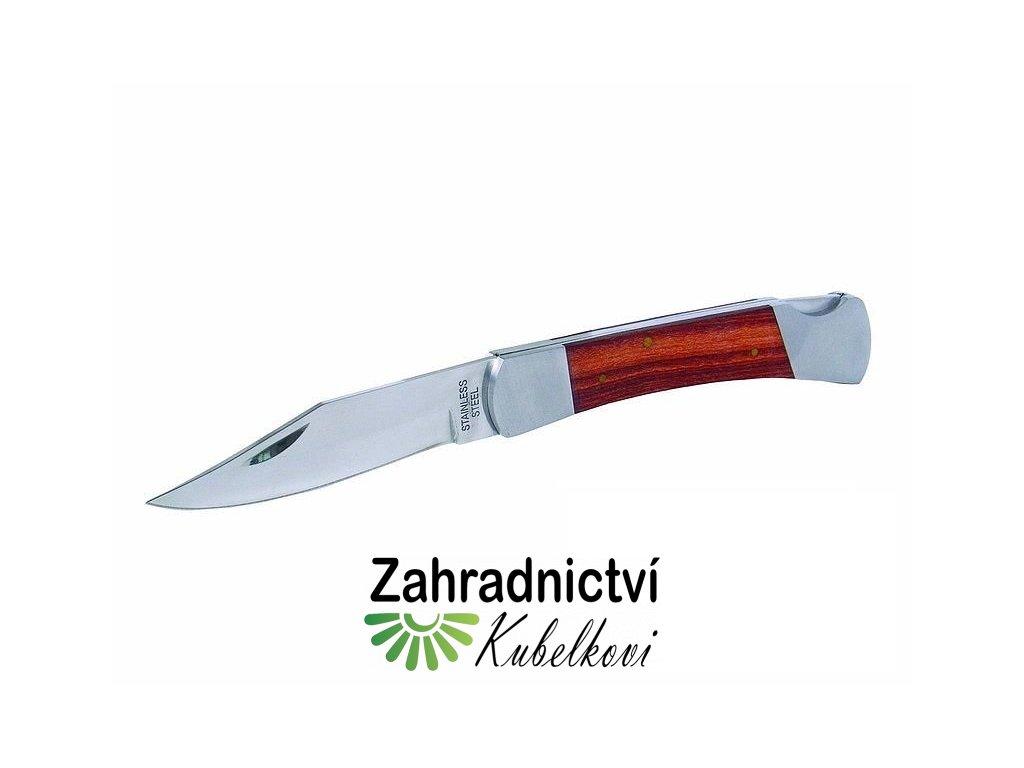 Nůž zavírací s pojistkou 12cm