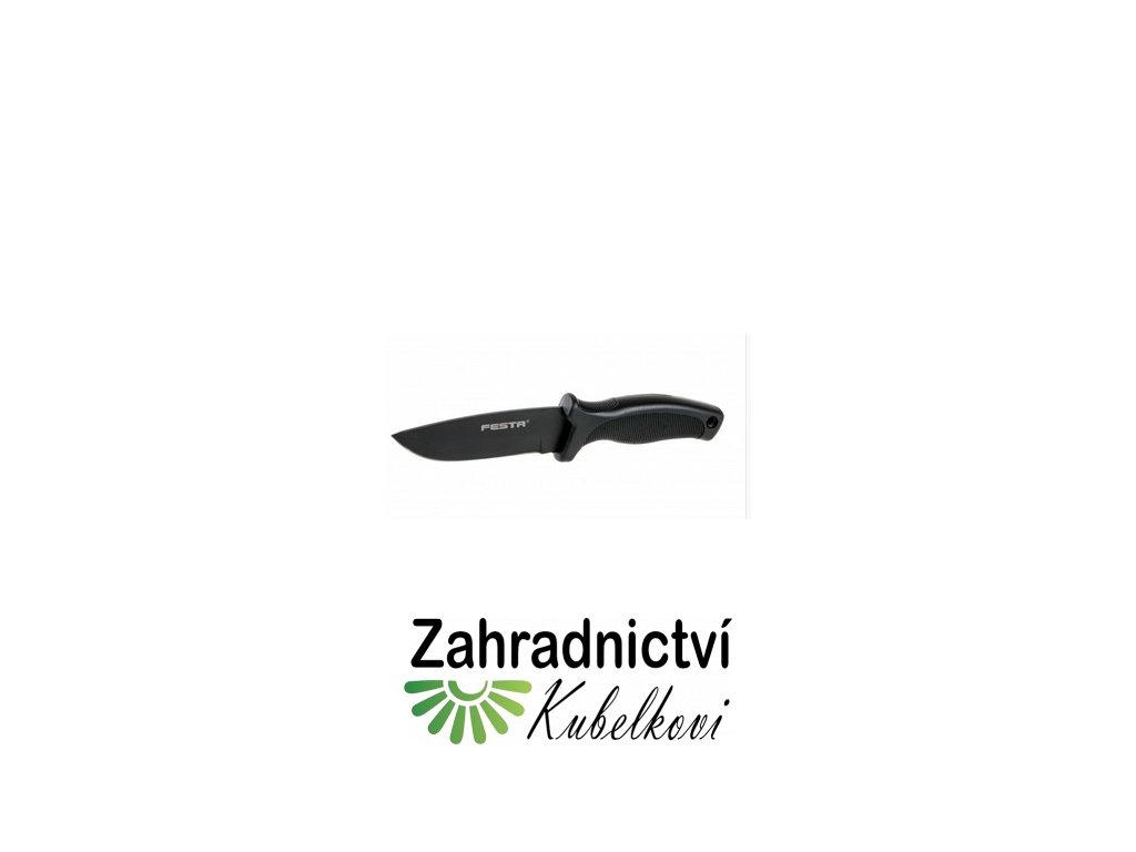 Nůž s pouzdrem 230 110 mm TEFLON