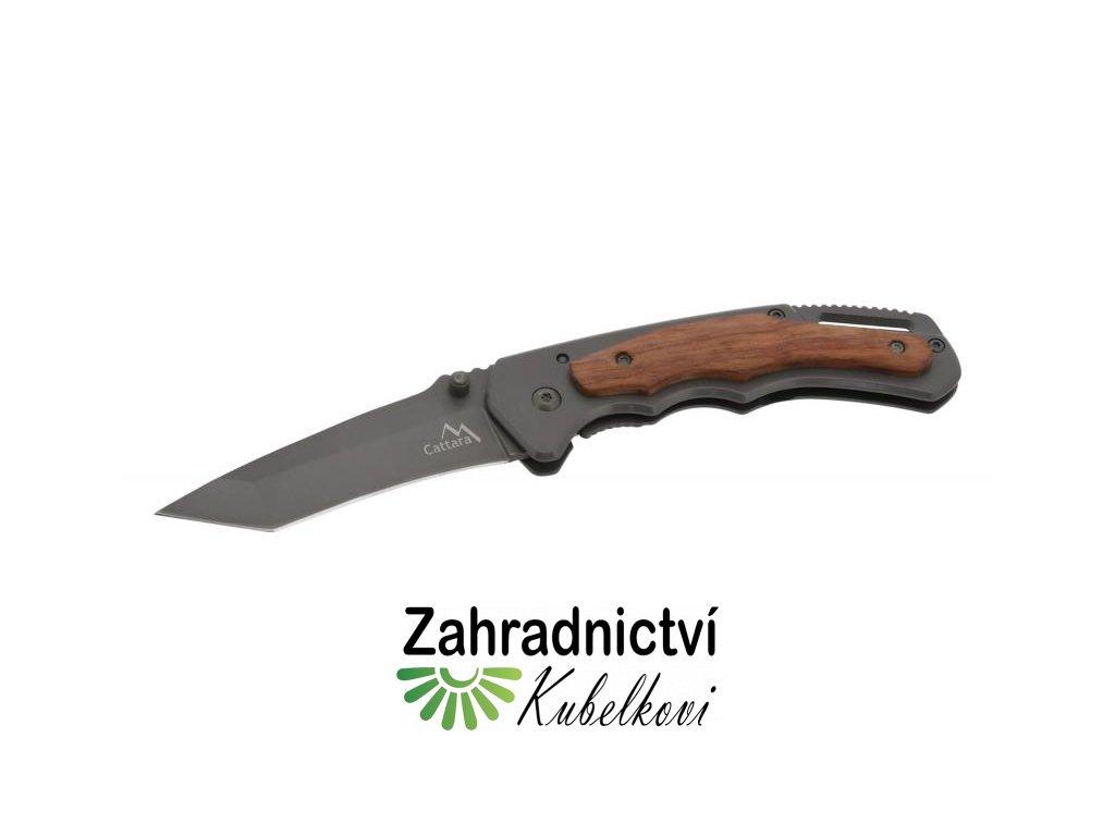 Nůž zavírací HIKER 20cm s pojistkou