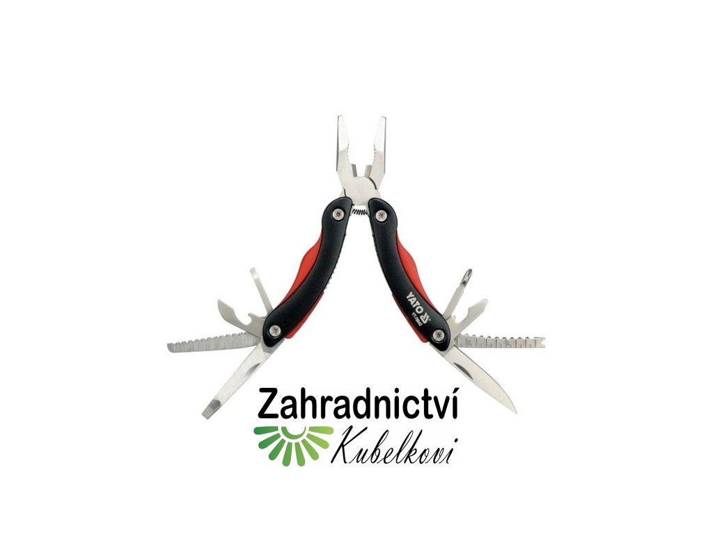 Nůž multifunkční 9 funkcí Al druhý 2