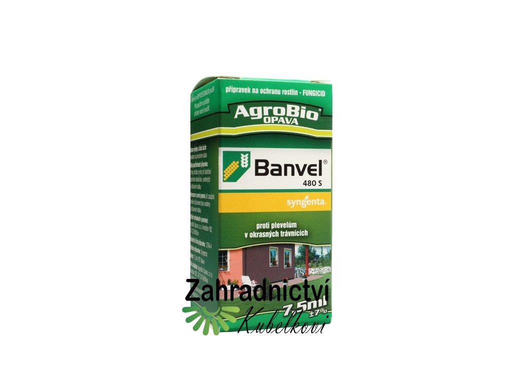 Banvel 480S 7,5 ml