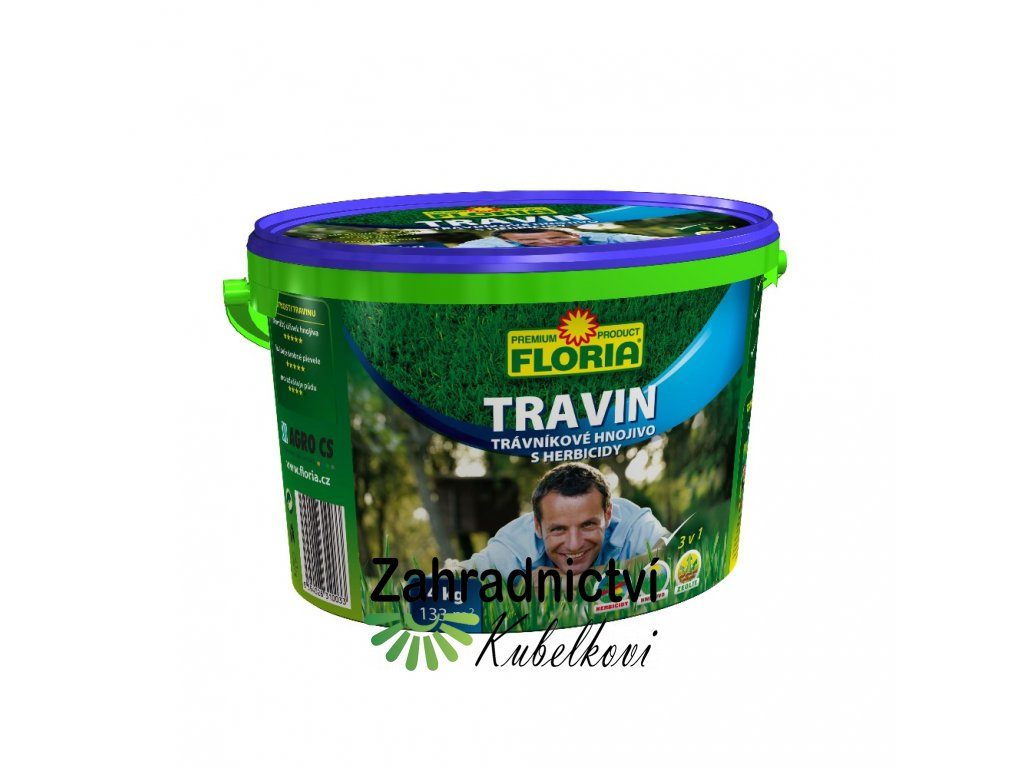 Travin Floria 4 kg kbelík