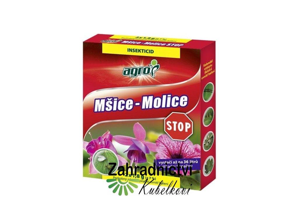 Agro Mšice Molice STOP 2x1,8 g