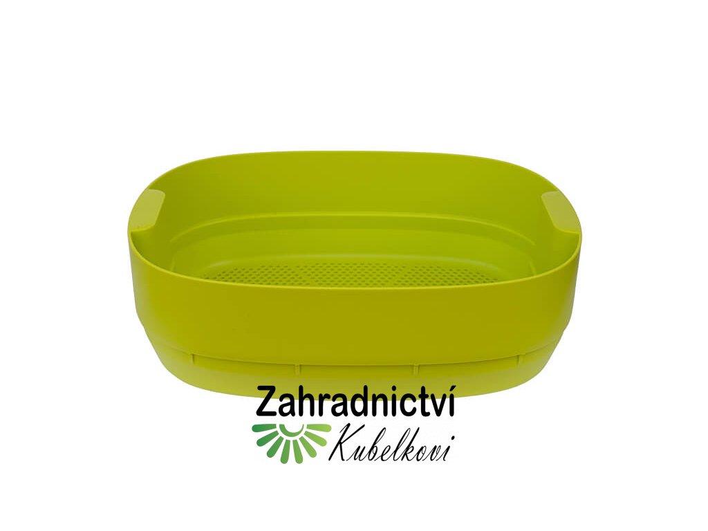 vermikomposter prostredni cast svetle zelena 1452638320181008152553