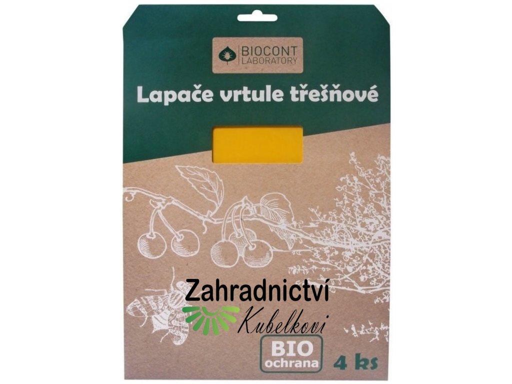 Desky Biocont žluté třešně 4 ks