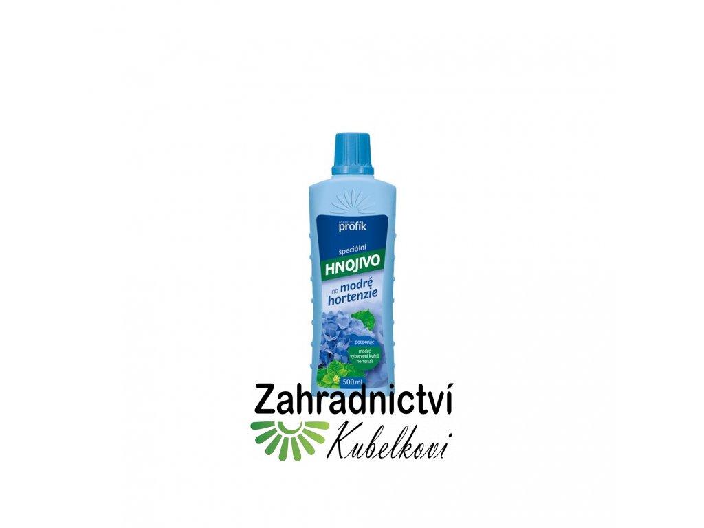 Hnojivo Profík modré hortenzie 500 ml