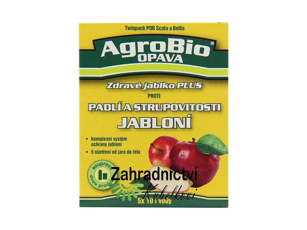 AgroBio Zdravé jablko plus proti padlí a strupovitosti jabloní