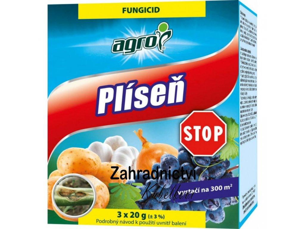 Agro Plíseň STOP 3 x 20 g 2