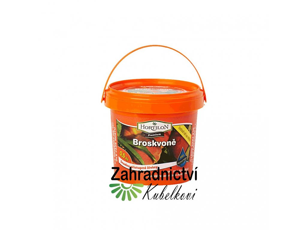 Hortilon Broskvoně 500 g kbelík