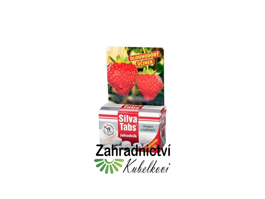 silva tabs na jahody