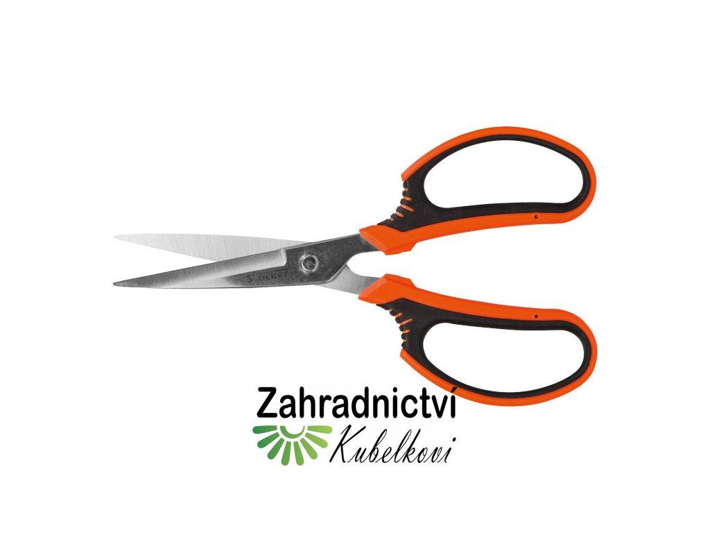 nůžky květinářské 19,5 cm