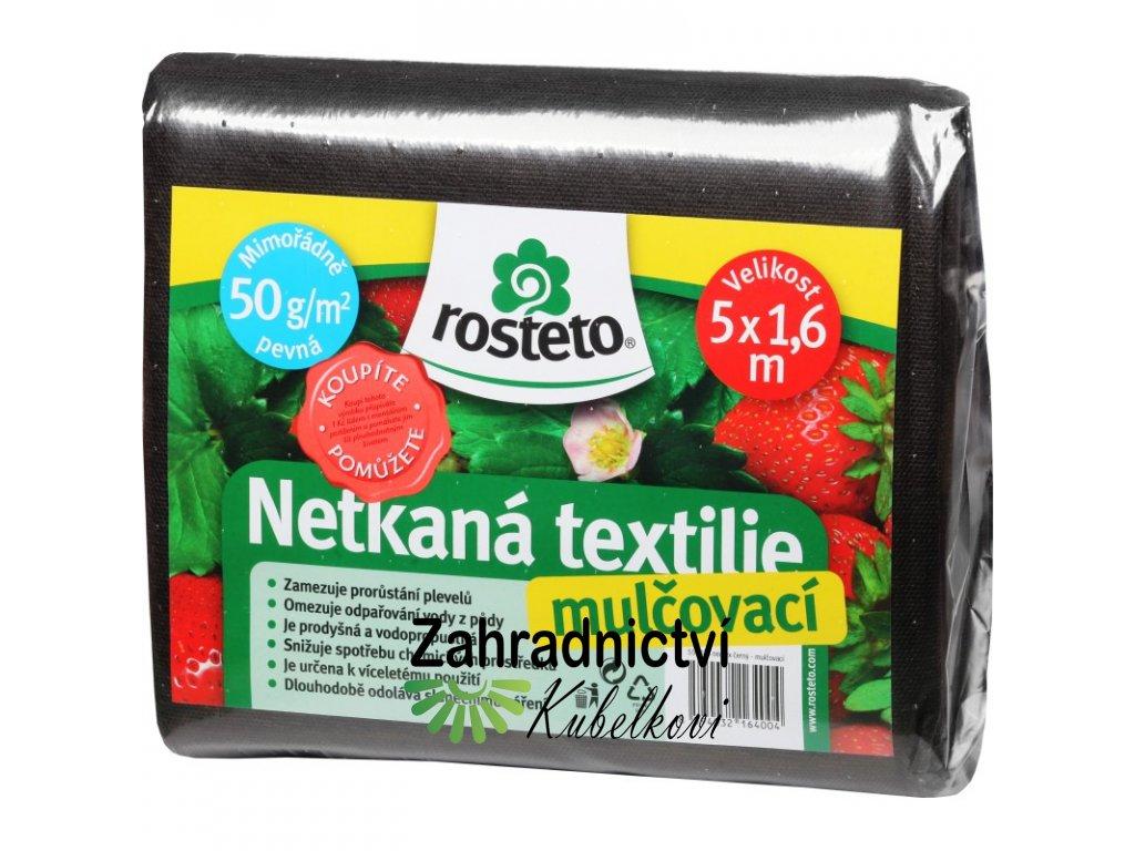 Neotex Rosteto černý 50 g 5x1,6 m