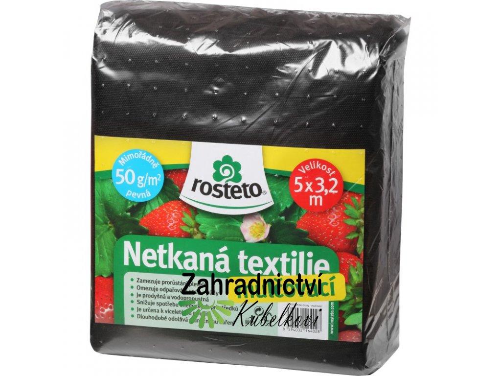 Neotex Rosteto černý 50 g 5x3,2 m