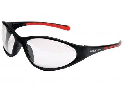Brýle ochranné bílé 91692