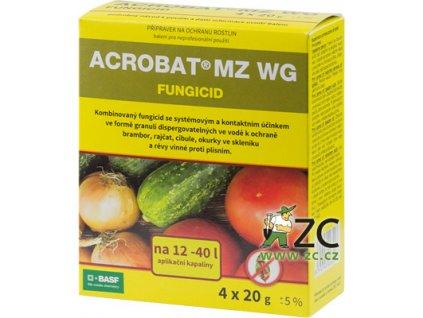 Acrobat MZ WG 4x20 g