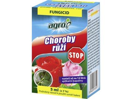 Agro Choroby růží STOP 5 ml