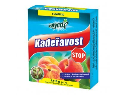 Agro Kadeřavost STOP 2x 10 g