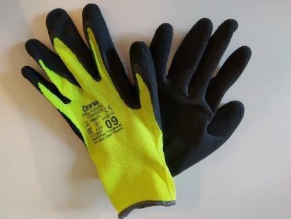 """ČERVA rukavice PALAWAN pracovní vel.9"""""""