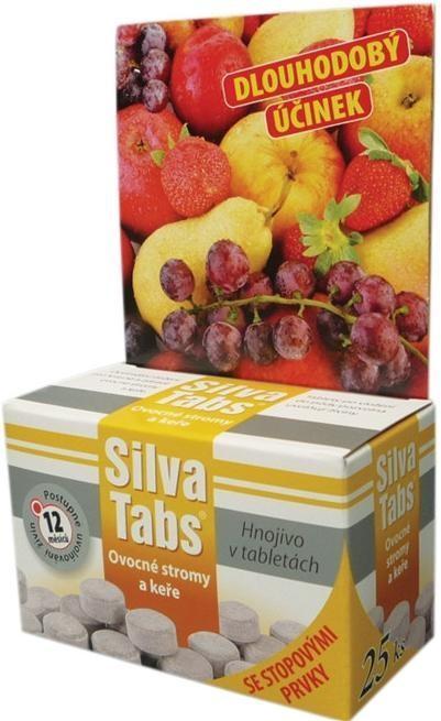 Silva Tabs - na ovocné stromy a keře 25 ks