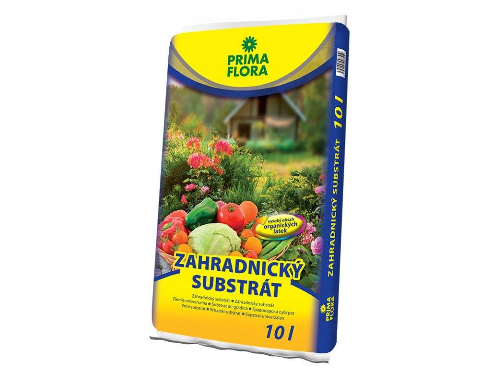 00226A PF Substrat Zahradnicky 10l 8594005008519
