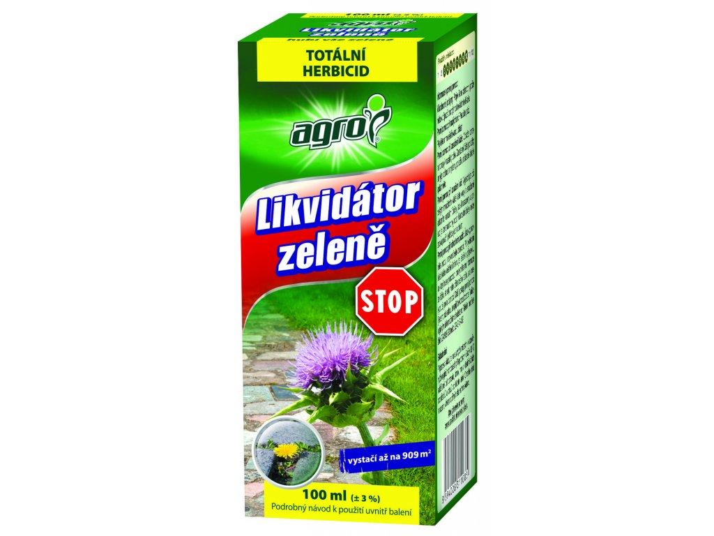 017422 Likvidator zelene STOP 100ml 8594028311085
