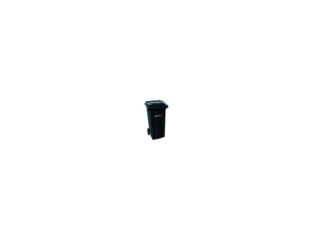 popelnice 120l černá