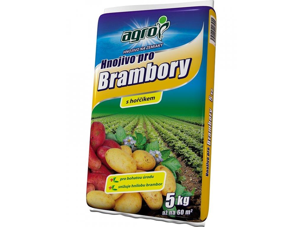 000371 AGRO Hnojivo pro brambory 5kg 8594005001862