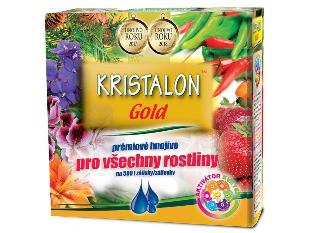 000551 Kristalon Gold 0,5 kg 8594005001619 ESHOP