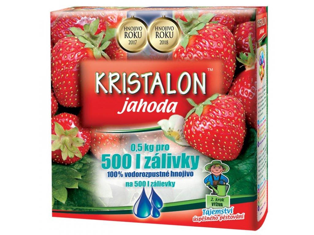 000503 Kristalon Jahoda 0,5 kg 8594005001824 ESHOP