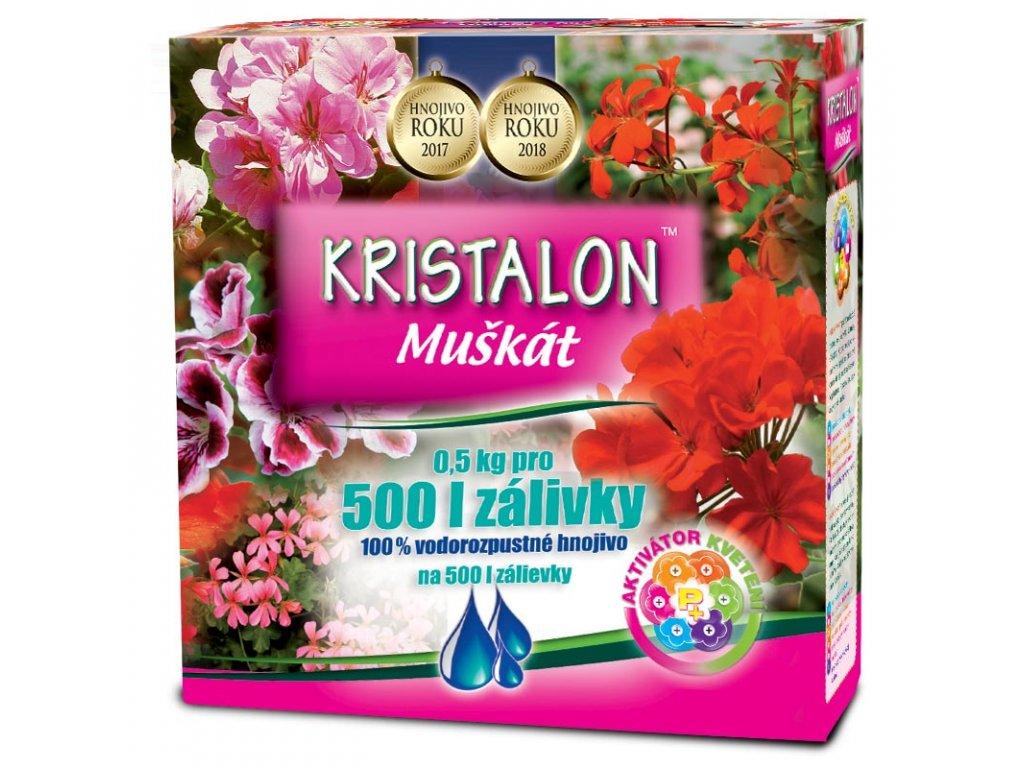 000550 Kristalon Muskat 0,5 kg 8594005001534 ESHOP