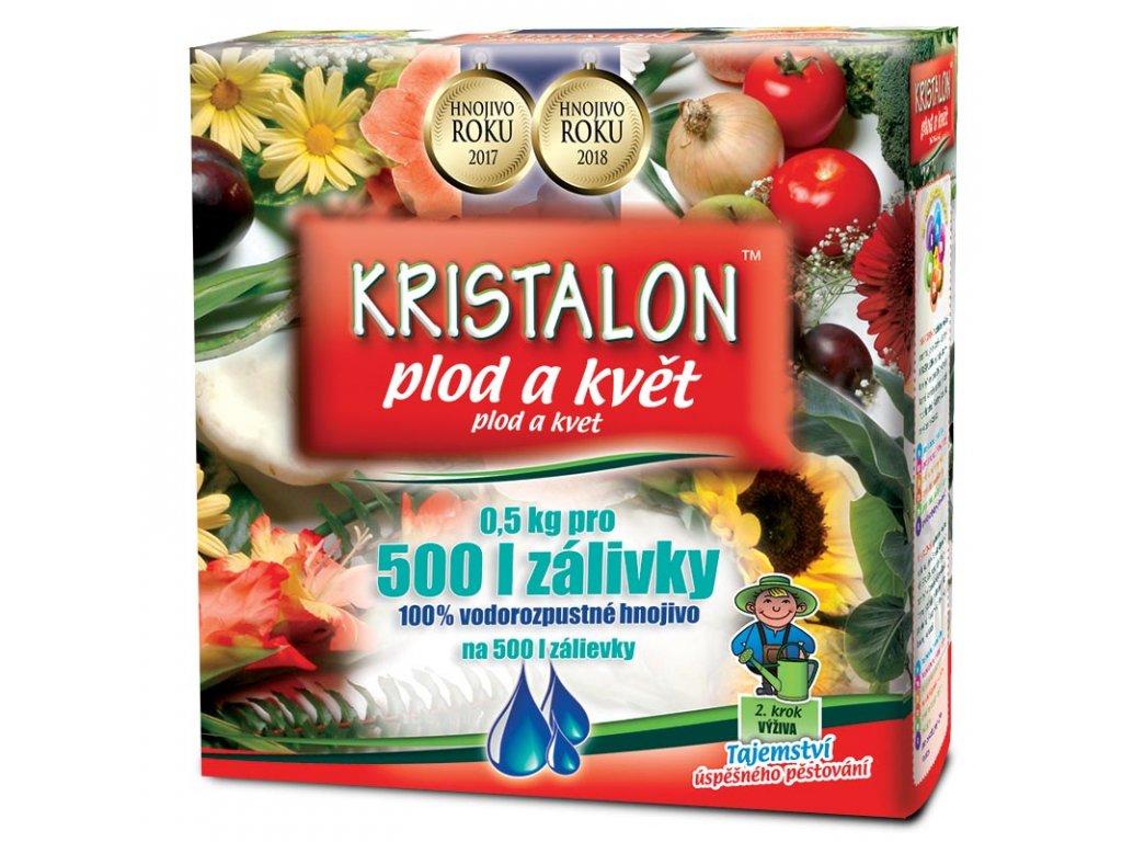 000502 Kristalon Plod a kvet 0,5 kg 8594005001800 ESHOP