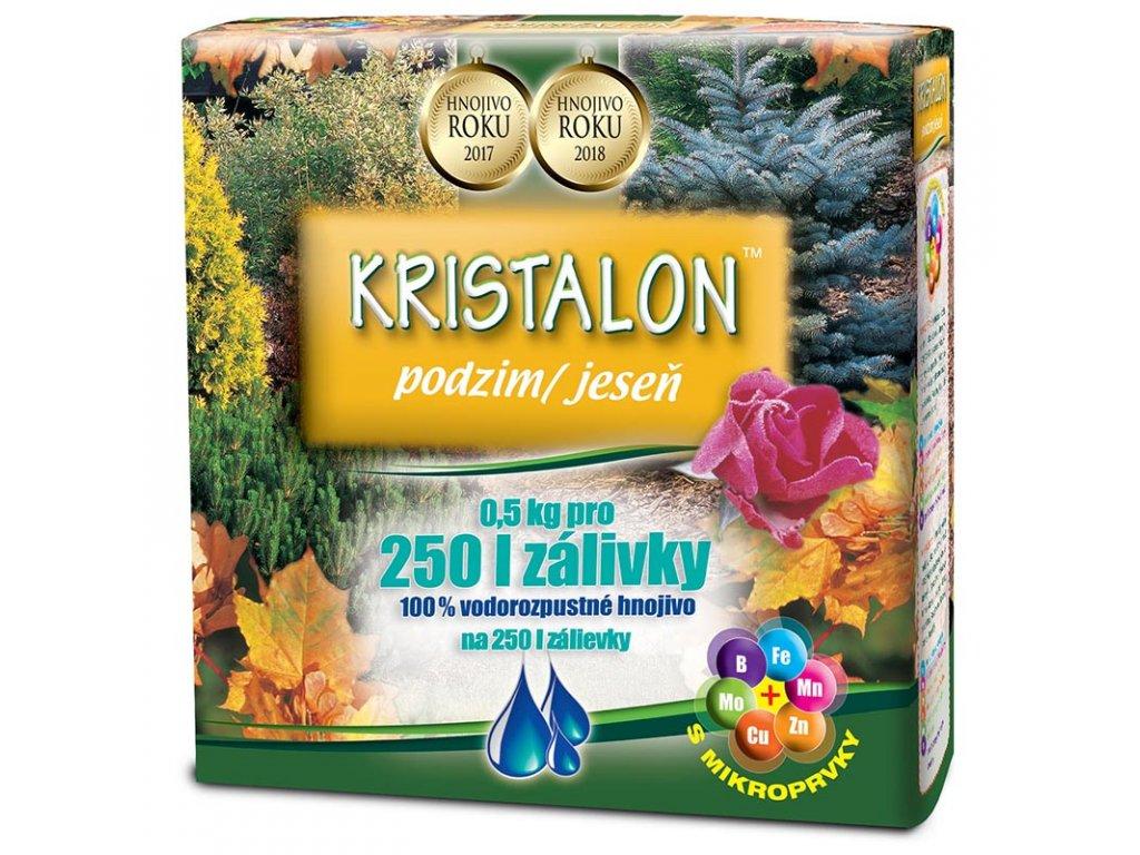 000507 Kristalon Podzim 0,5 kg 8594005001848 ESHOP