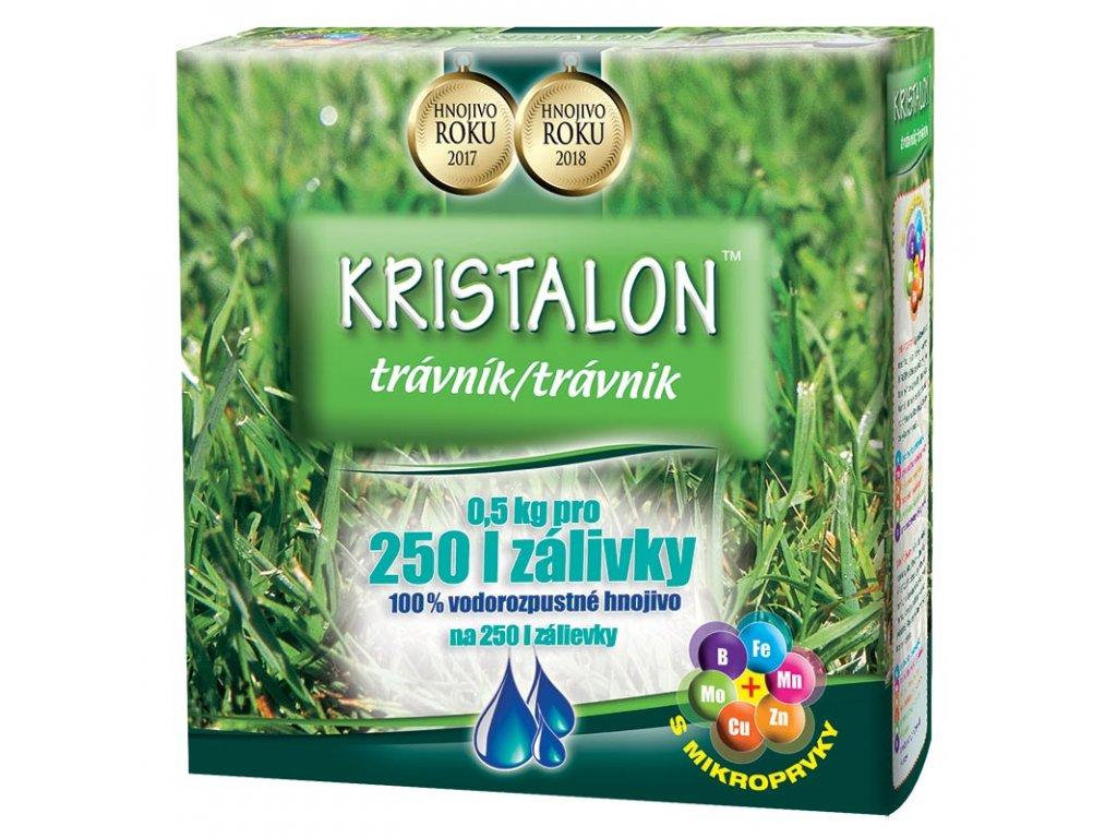 000505 Kristalon Trávník 0,5 kg 8594005000001 ESHOP