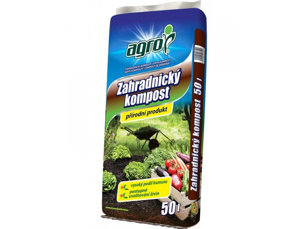 00101A AGRO Zahradnicky kompost 50l 8594005003194