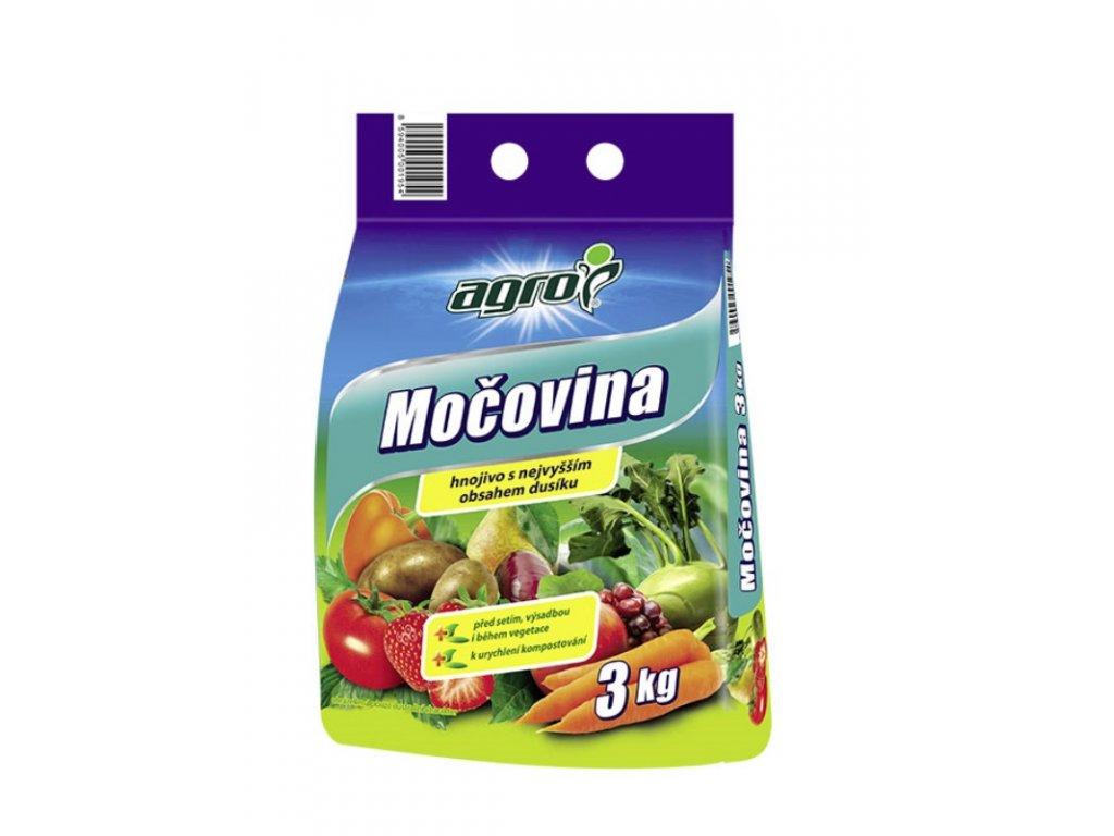 000366 AGRO Močovina 3kg 8594005001954