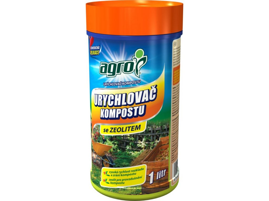 000590 AGRO Urychlovac kompostu 1l 8594005006133