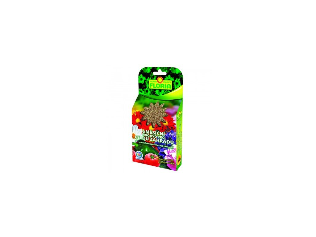 008206 floria 6 mesicni hnojivo pro celou zahradu 200g 8594005002708 350x350[1]