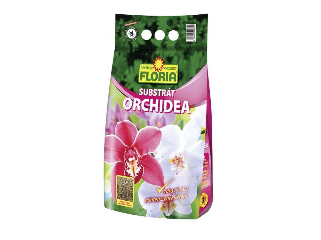 00824A FLORIA Substrat orchidea 3l 8594005009752