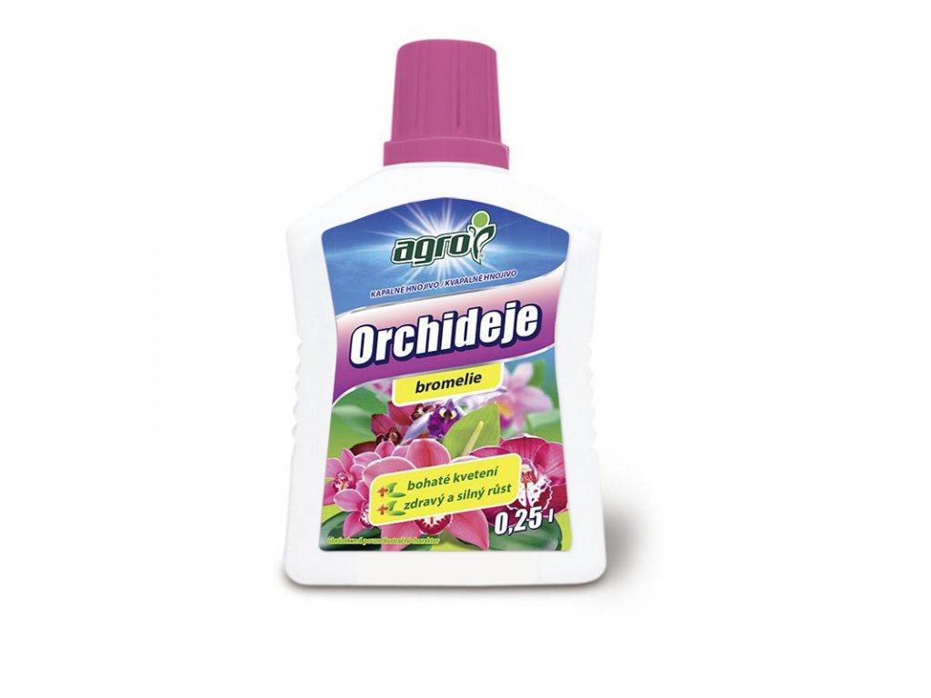 000546 AGRO KH pro orchideje 0,25l 8594005007857