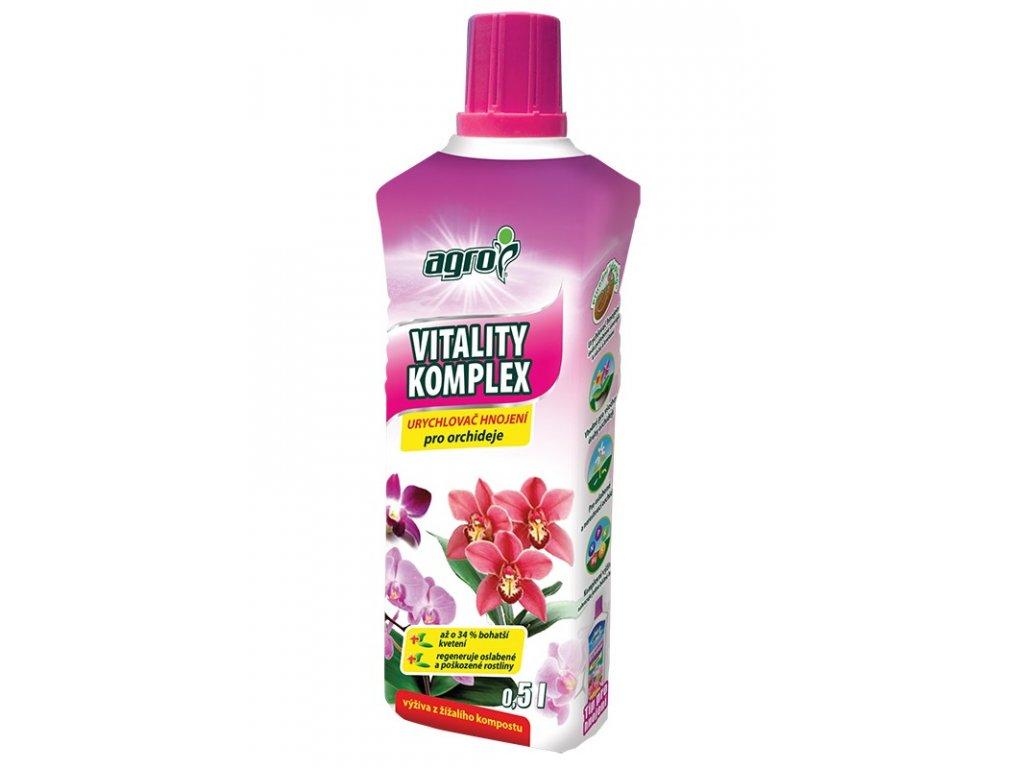 000591 AGRO Vitality Komplex Orchidea 0,5l 8594005006263