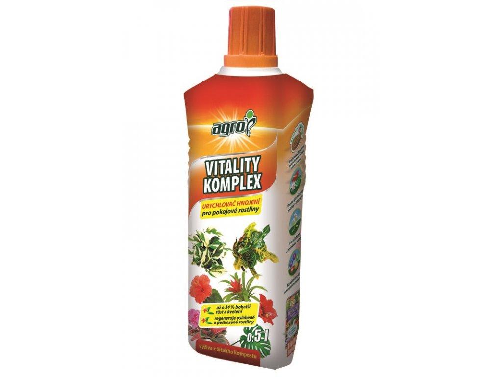 000595 AGRO Vitality Komplex Pokojove rostliny 0,5l 8594005006416 1