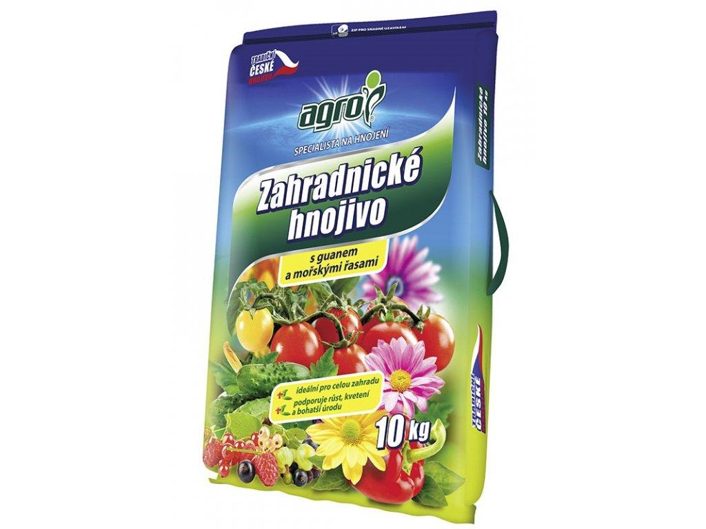 000862 AGRO Zahradnické hnojivo 10kg 8594005006720