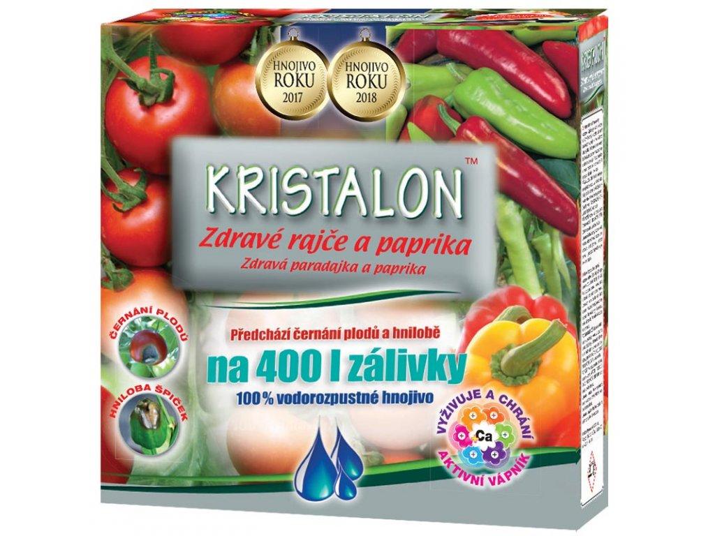 000506 Kristalon Rajče a paprika 0,5kg stribrna ESHOP